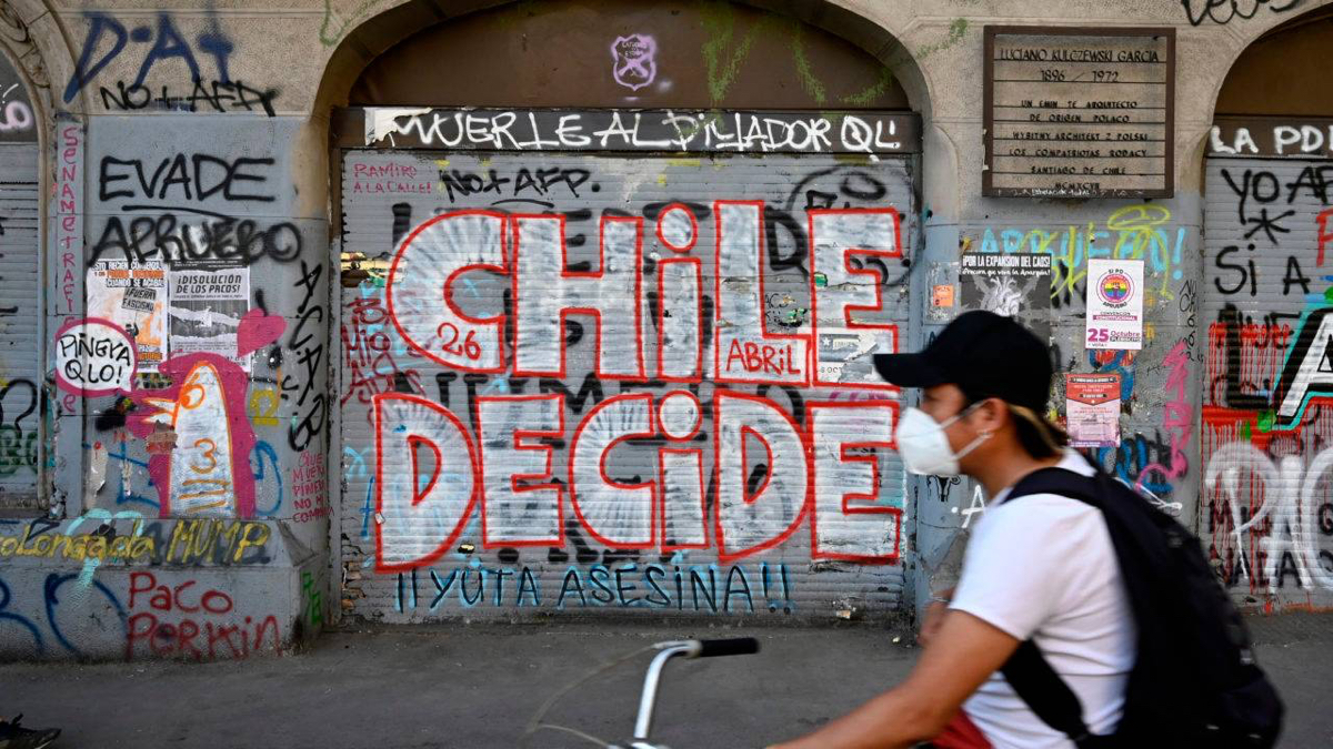 Pedro Ugarte chile